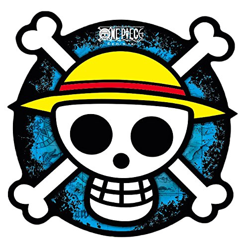 Mousepad One Piece Calavera Multicolor