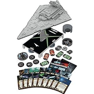 Heidelberger Spieleverlag Star Wars Armada: Sternenzerstörer der Imperium-Klasse Erweiterungspack (Deutsche Ausgabe)