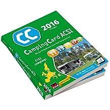 CampingCard ACSI 2016 set 2 dln