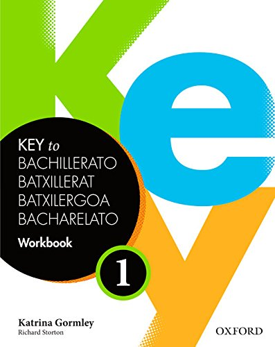 Key 1. Workbook Pack (Catalán) (Key to Bachillerato) - 9780194611084 por Ben Wetz
