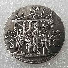 YunBest Old Coin Collecting - Moneda de Philosopher King, Monedas del Imperio Romano, réplica