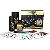 Unbekannt Geschenk-Set für Männer VIP Man mit Playboy Deo und Duschgel sowie Poker Set und Eau de Toilette