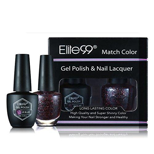 elite99-nail-art-set-of-2pcs-gel-polish-nail-lacquer-with-beautiful-gift-box-mutil-colour-shiny-fash