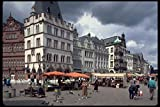 580039 Old Town Hall Trier A4 Photo Poster Print 10x8