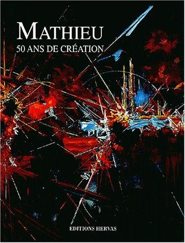 Mathieu, 50 ans de création (coffret)