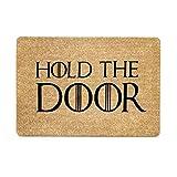 Shinewe Felpudo Personalizado para Entrada de Suelo mantén la Puerta en el Interior o Exterior de la Puerta Alfombrilla para Sala de Estar, Cocina, Alfombra de decoración del hogar 40 x 60 cm
