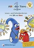 ABC der Tiere 1. CD-ROM, Homeversion, Einzellizenz - Klaus Kuhn