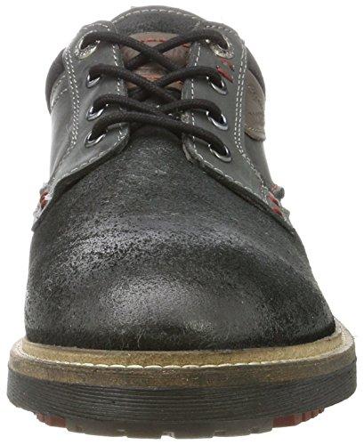 Dockers Di Gerli Uomo 41bb006-244100 Scarpe Brogue Nero (nero)