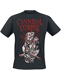 Cannibal Corpse Stabhead 1 T-Shirt Black