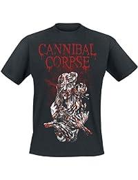 Cannibal Corpse Stabhead 1 T-Shirt Black