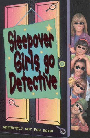 Sleepover girls go detective