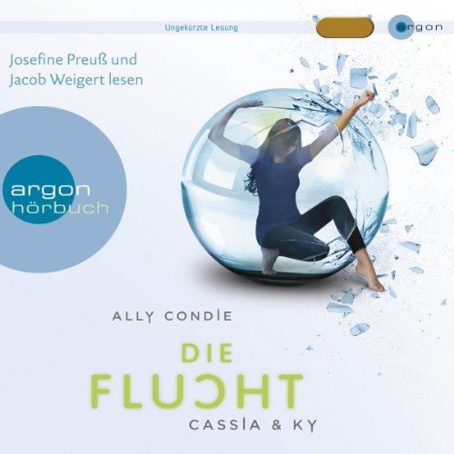 Buchseite und Rezensionen zu 'Die Flucht (Cassia & Ky 2)' von Ally Condie