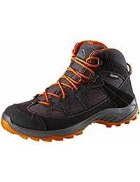 Stivale Mckinley Trek Annapurna AQX, nero/arancione, 42