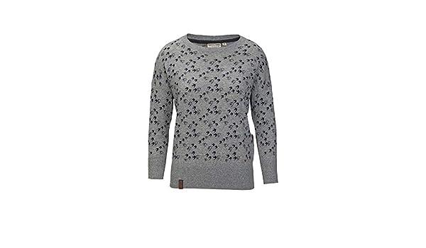 3 Naketano Shirts M Print Vögel Schwalben Sterne
