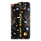 #1: Thathing in My Space Black Unisex Sunglass Cover-Case