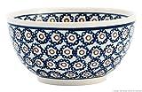 Original Bunzlauer Keramik Schüssel / Schale mit Innendekor Ø14,0cm im Retro-Dekor 4