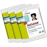 ALCLEAR 950003 Microfibre Ultra pour Écran, pour iPhone et iPod, Blanc, 19x14 cm, Lot de 3