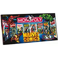 Monopoly Marvel Comics Collector's Edition by Monopoly Marvel Comics Collector's Edition