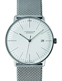 Junghans Uhr - Max Bill - Automatic Date - Milanaise