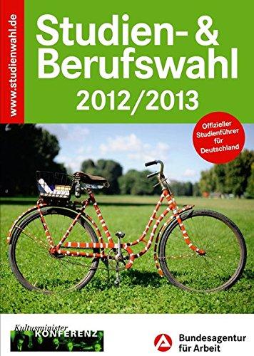 Studien- & Berufswahl 2012/2013