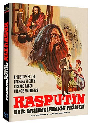 Rasputin - Der wahnsinnige Mönch - Hammer Edition Nr. 24 - Mediabook [Blu-ray] [Limited Edition]