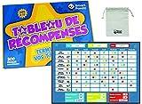 Smart Panda Tableau de Récompenses pour Enfants - Tableau Magnétique pour Inspirer...