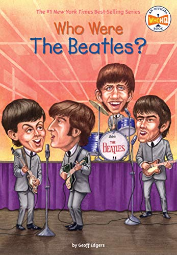 Who Were the Beatles? (Who Was?) (English Edition)