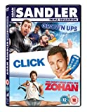 Adam Sandler Triple Collection: Grown Ups / Click / Don't Mess With the Zohan [Import anglais]