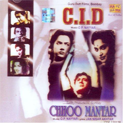 C.I.D and chhoo mantar
