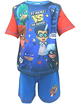 PJ Masks Pijama shortie niño