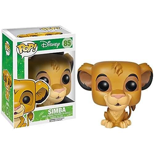 munecos pop kawaii Funko POP! Vinyl: Lion King: Simba (3885)