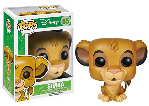 Funko Pop! - Vinyl: Lion King: Simba (3885)