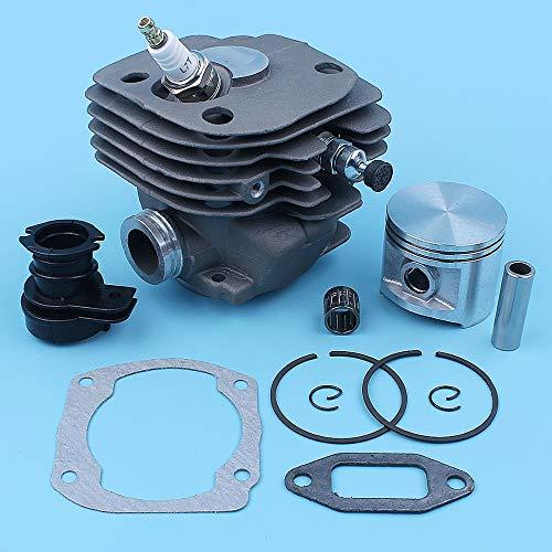 Laliva Tools - Kit collettore di aspirazione per motosega Husqvarna 365 362 371 372 XP 371K Jonsered 2165 2171