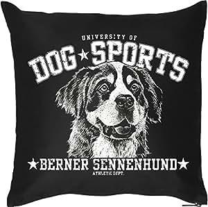 Kissen mit Füllung - Dog Sports Berner Sennenhund - Das Kissen für Hundefreunde!