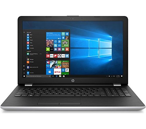 HP 15-bs559sa 15.6-inch Laptop Intel Core i3-7100U 2.4GHz Processor, 4GB RAM, 1TB HDD, Full HD Display (1920 x 1080 Resolution), HDMI, USB 3.1, Windows 10 Home - 2PW30EA#ABU