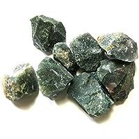 Deko-Stein Rohstein Moosachat grün (Chalcedon) 2-4 cm 1 Kg preisvergleich bei billige-tabletten.eu