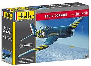 Heller 80415  - Vought F4U-7 Corsair importado de Alemania