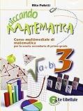 Cliccando matematica. Per la Scuola media. Con espansione online: 3