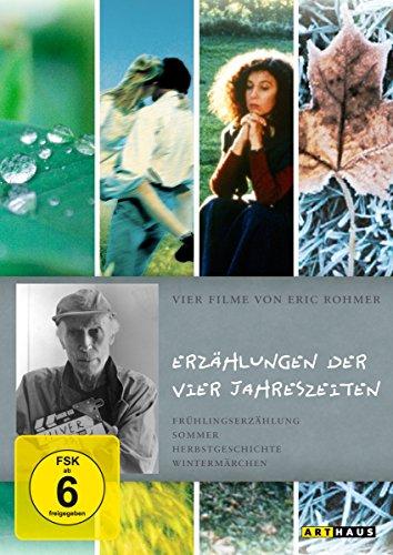 Bild von Eric Rohmer - Erzählungen der vier Jahreszeiten [4 DVDs]