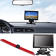 【Kit de cámara de visión Trasera】 Pantalla TFT LCD de 7 Pulgadas Monitor de Coche + HD Cámara de Marcha atrás para Transporter Mercedes Benz Sprinter W906 ...