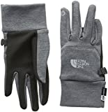 The North Face Etip Women's Gloves grey High Rise Grey Heather Size:Large