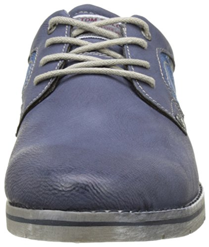 Tom Tailor 2780504, Derbys Homme Bleu (sky)