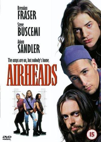 Airheads [1994] [DVD] by Brendan Fraser