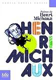 """Afficher """"Poèmes de Henri Michaux"""""""