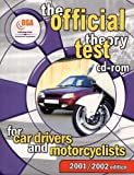 The Official Theory Test CD-Rom 2001/2002 for Car & Motorcycle Drivers