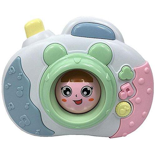 Tery Baby Juguetes Electrónicos Cámara La cámara Juega Adornos Deco