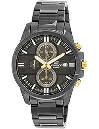 Casio Edifice Chronograph Black Dial Men's Watch - EFR-543BK-1A9VUDF (EX224)