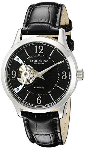 51P4J8H4iHL - Stuhrling Original Mens 987.02 watch