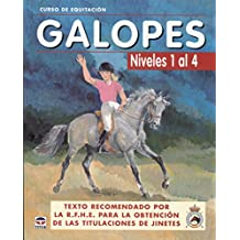 Galopes : curso de equitacion, niveles 1 al 4 (Curso De Equitacion / Equitation Course)