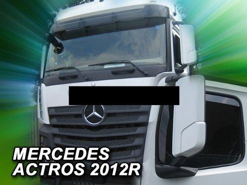 HEKO Z964071 Windabweiser Regenabweiser für ACTROS MPIV 2012- für VORNE